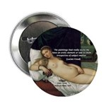 Freud Erotic Quote and Titian Button