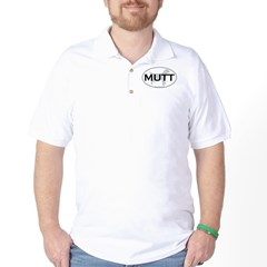 MUTT Golf Shirt