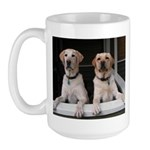 Aug Lab of the Month Large Mug