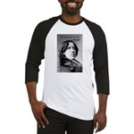 Playwright Oscar Wilde Baseball Jersey