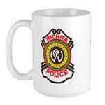 Wichita Police Large Mug