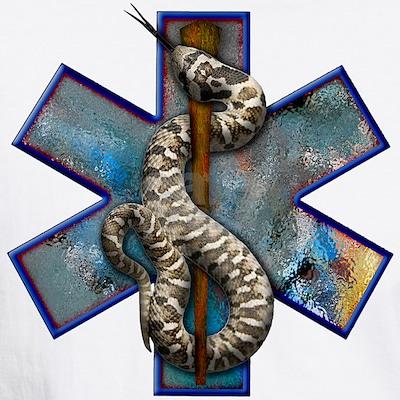 Rattlesnake Star of Life Large
