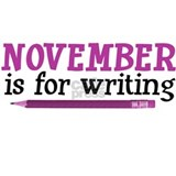 November is for Writing