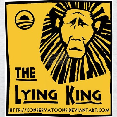 Obama KING of the Liars