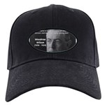 Woodrow Wilson Black Cap