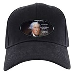 Politics: George Washington Black Cap