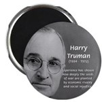 "President Harry Truman 2.25"" Magnet (10 pack)"