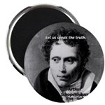 Schopenhauer Philosophy Truth Magnet
