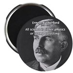 Nuclear Physics: Rutherford Magnet