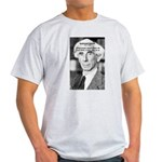 Pioneer in Thought: Russell Ash Grey T-Shirt