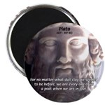Dialogues of Plato Poet in Love Magnet