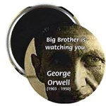 """Orwell Big Brother 1984 2.25"""" Magnet (10 pack)"""