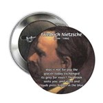 "Master of Prose: Nietzsche 2.25"" Button (10 pack)"