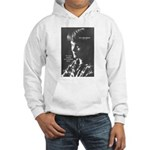 Iris Murdoch Equality Hooded Sweatshirt