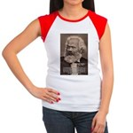 Civilization and Marx Women's Cap Sleeve T-Shirt