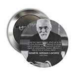 "Nobel Prize Physics Lorentz 2.25"" Button (100 pack"