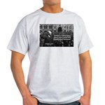 USSR Foundation Lenin Ash Grey T-Shirt