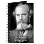 William James Life and Change Journal