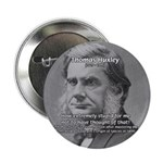 "Thomas Huxley and Darwin 2.25"" Button (100 pack)"