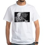 Exploration: Edwin Hubble White T-Shirt