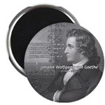 "Power of Dreams: Goethe 2.25"" Magnet (100 pack)"