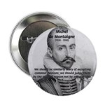 """Individual Freedom Montaigne 2.25"""" Button (10 pack"""