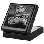 British Philosophy Ayer Keepsake Box