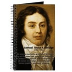 Samuel Taylor Coleridge Poet Journal