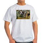 Degas Difficulty of Painting Ash Grey T-Shirt